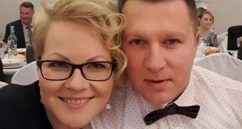 Mikolaj Wilk, who was killed after a gang of up to four men broke into his Cork home and assaulted him, and his wife Elzbieta, who is being treated in hospital after being injured in the incident