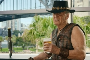 Paul Hogan to star as himself in new film The Very Excellent Mr Dundee