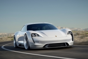 Porsche Taycan Is New Name for Mission E