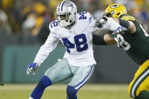 Report: Cowboys' Gregory to meet with NFL regarding potential reinstatement