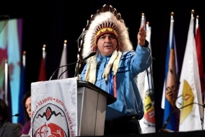 Status Indians to disappear in 50 years unless First Nations move beyond Indian Act: Perry Bellegarde