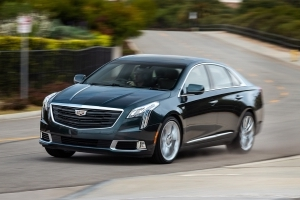 2018 Cadillac XTS V-Sport First Test: Nicer Than You Think, But…