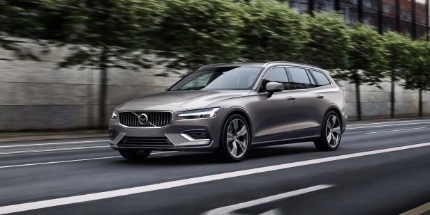 2019 Volvo V60 Driven: Estate Planning: Volvo has redesigned its mid-size V60 wagon, dramatically upping the Scandinavian design factor. Read more and see photos at Car and Driver.