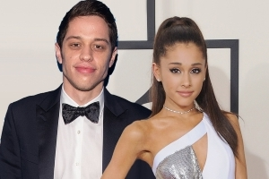 Ariana Grande and Pete Davidson's Friends Are Cautious About 'Spontaneous' Engagement (Exclusive)