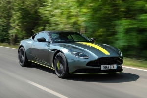 First Drive: 2019 Aston Martin DB11 AMR Signature Edition