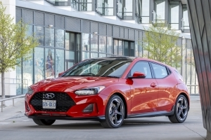 Reviews: 2019 Hyundai Veloster N First Drive Review