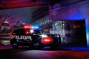 Ford goes hybrid for new 2019 Police Interceptor Utility SUV