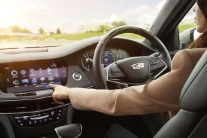 GM Plans Rollout of Super Cruise to Cadillac and Beyond