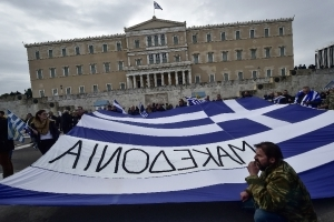 Greeks divided on proposed Macedonia name deal