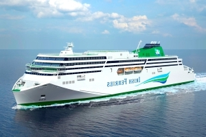 Irish Ferries cancels all summer sailings on new WB Yeats ferry