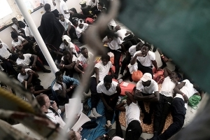 Italy vows migrant ship cannot dock as Paris-Rome clash escalates