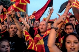Macedonia agrees to change name to end Greece row