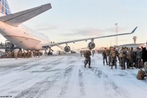 NATO-member Norway wants to double US troops near Russia