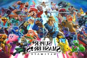 Nintendo shows off Super Smash Bros. Ultimate, Fortnite for Switch