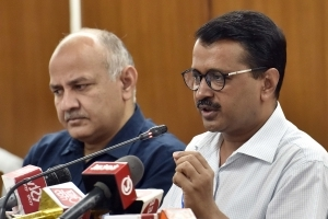 On Day 3 Of Arvind Kejriwal's Protest, Manish Sisodia Begins Indefinite Fast: 10 Facts