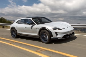 Porsche Mission E Cross Turismo Prototype Review: Mission Accomplished