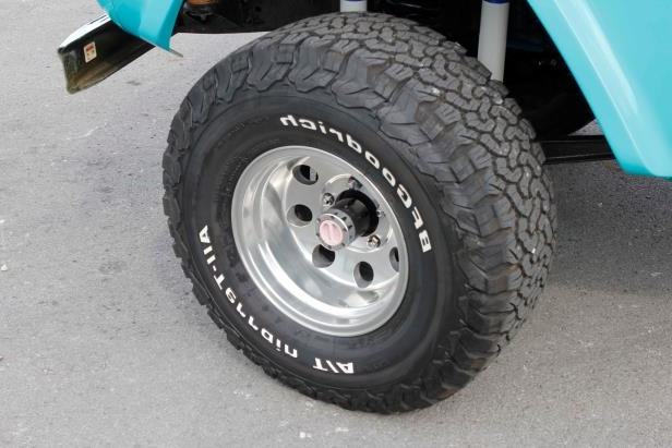 Slide 10 of 14: 007-power-tour-ford-bronco-tire.jpg