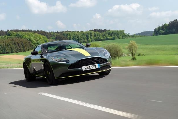 Reviews First Drive 2019 Aston Martin Db11 Amr Signature Edition