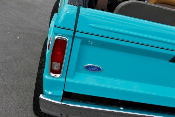 Slide 11 of 14: 005-power-tour-ford-bronco-tail-light.jpg