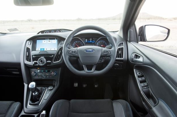 Slide 2 of 94: 2018-Ford-Focus-RS-interior-driver-seat.jpg