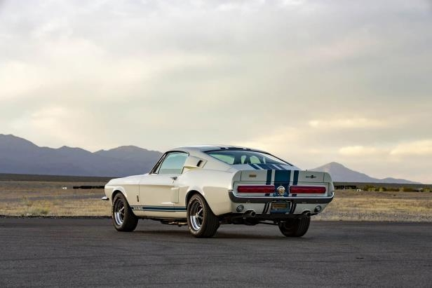 Enthusiasts 1967 Ford Shelby Gt500 Super Snake Is Back Pressfrom
