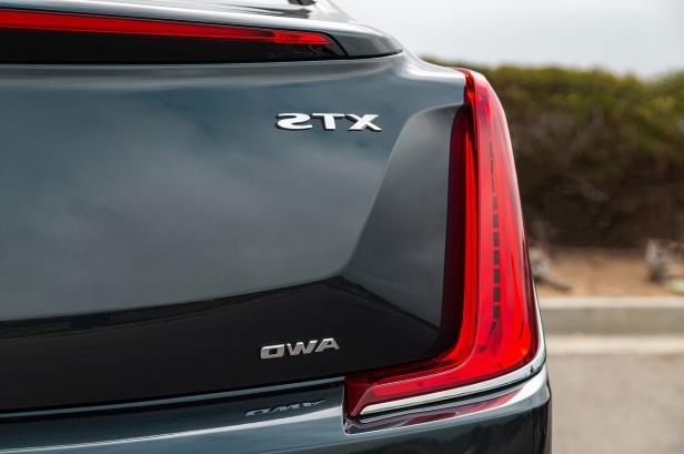 Slide 27 of 27: 2018-Cadillac-XTS-V-Sport-taillights-and-logo.jpg