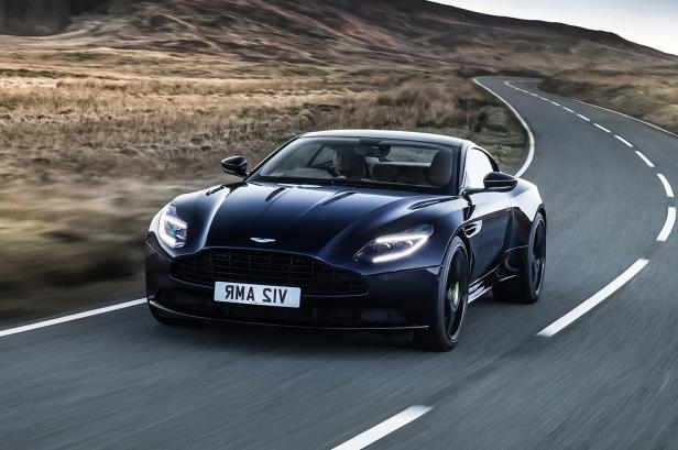 Slide 72 of 90: 2019-Aston-Martin-DB11-AMR-Signature-Edition-front-three-quarter-in-motion-02.jpg