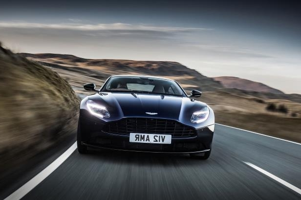 Slide 79 of 90: 2019-Aston-Martin-DB11-AMR-Signature-Edition-front-in-motion-02.jpg