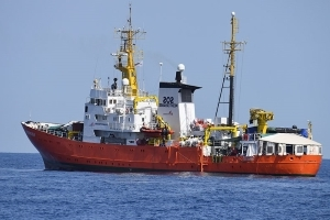 Tensions between Italy, France heat up as migrant ship diverted to Spain