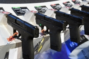 Background check blocked alleged killer from buying gun: report