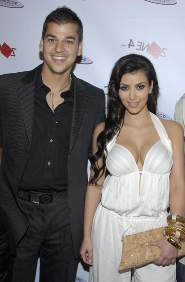 Slide 14 of 20: Rob Kardashian has struggled to get along with certain members of his famous family -- none more so than big sis Kim Kardashian West. On an August 2012 episode of