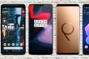 Best Android phones 2018: smartphones from Google, Samsung, LG, HTC, and more