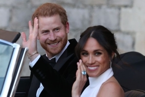 Meghan Markle and Prince Harry Secretly Honeymooned in East Africa