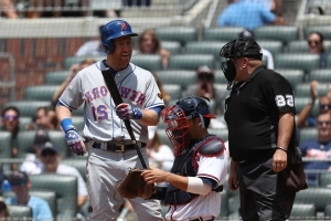 Mets' offensive futility nearing historic levels