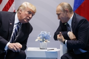 Trump says it's 'possible' he'll meet with Putin this summer
