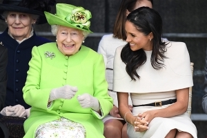 Why Meghan Markle's Solo Outing with Queen Elizabeth Is So Special (Exclusive)