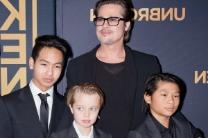 Brad Pitt Spends Father's Day With Kids Amid New Custody Agreement