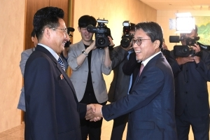 North and South Korea hold talks on Asian Games cooperation
