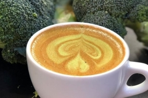 'Peak hipster' broccoli latte is actually a fantastic idea