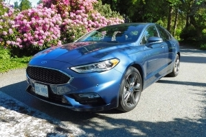 Test Drive: 2018 Ford Fusion Sport