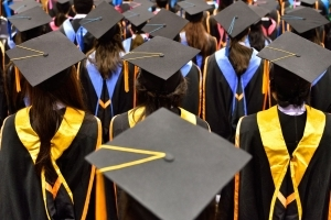 UK 'out of step' on university admissions