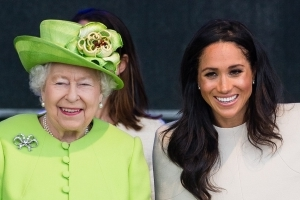 Why Meghan Markle Didn't Wear a Hat on Her Outing with the Queen