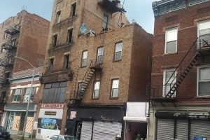 Woman trapped after building collapses in New York's Hudson Valley