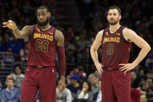 Cavs want to keep Kevin Love even if LeBron James leaves