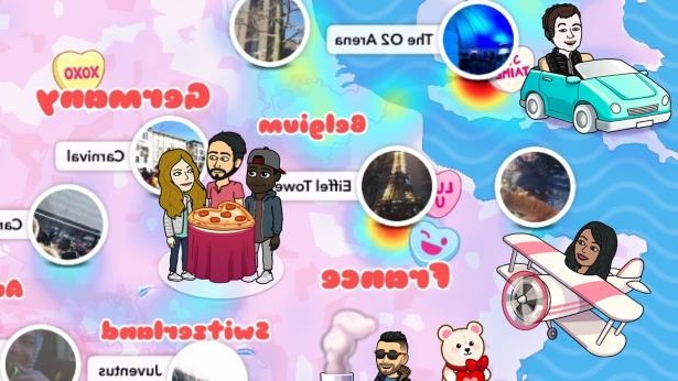 Tech & Science: Snap Maps update makes your Bitmoji's world look a