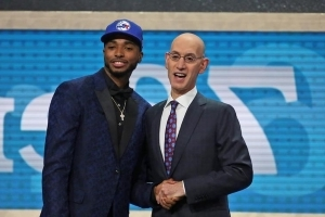 A mom's fairytale draft spoiled by employer - the 76ers