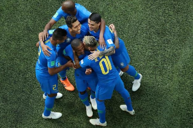 19f6a9c65 Sport  Brazil 2-0 Costa Rica  Player Ratings - PressFrom - United ...