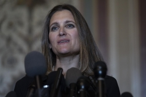 How Chrystia Freeland became the (unofficial) deputy prime minister: opinion