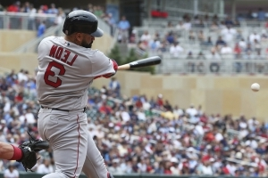 Porcello allows 1 hit through 7; Red Sox beat Twins 9-2