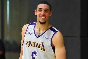 Report: Lakers Don't Add LiAngelo Ball to Summer League Team